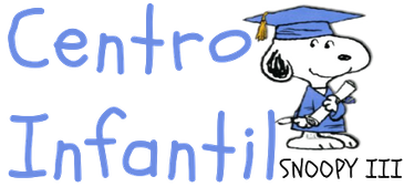 Centro Infantil Snoopy III logo
