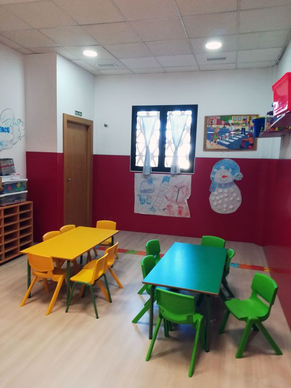 Centro Infantil Snoopy III comedor
